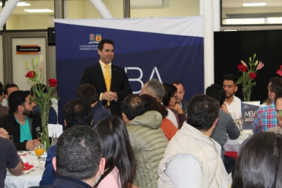 USM MBA welcomes a new generation of students